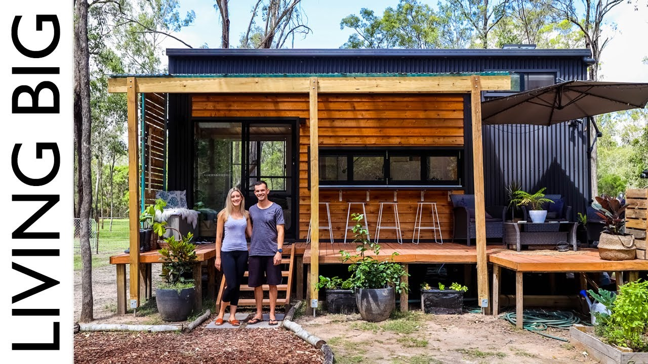 Youtube-tip: Living Big In A Tiny House